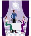 运动女性0021,运动女性,女性生活,高级宴会上