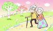 金色情人节0017,金色情人节,女性生活,老年人