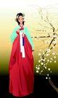 韩国女性0021,韩国女性,女性生活,古典装扮