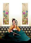韩国女性0022,韩国女性,女性生活,拉二胡