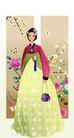 韩国女性0023,韩国女性,女性生活,清雅装扮