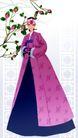 韩国女性0046,韩国女性,女性生活,韩国女性 花枝 韩式服装