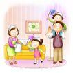 幸福生活0013,幸福生活,家庭,