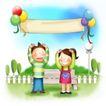 幸福生活0019,幸福生活,家庭,幼稚园娃娃