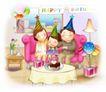 幸福生活0020,幸福生活,家庭,孩子的生日