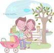 母亲生活0025,母亲生活,家庭,娃娃车