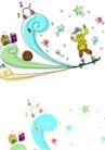 儿童卡通游玩0008,儿童卡通游玩,少年儿童,