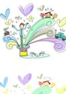 儿童卡通游玩0010,儿童卡通游玩,少年儿童,