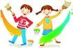 儿童快乐0025,儿童快乐,少年儿童,