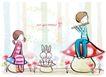 儿童情人节0025,儿童情人节,少年儿童,