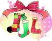 儿童节日礼物0016,儿童节日礼物,少年儿童,彩色袜子