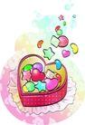 儿童节日礼物0024,儿童节日礼物,少年儿童,糖果礼盒