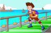 儿童运动0008,儿童运动,少年儿童,