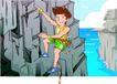 儿童运动0023,儿童运动,少年儿童,攀岩运动