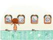 动画儿童0037,动画儿童,少年儿童,画展 看画展