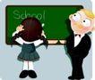 学生课堂0015,学生课堂,少年儿童,