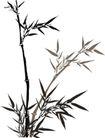 竹子荷花植物0041,竹子荷花植物,节日喜庆,