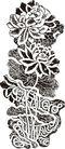 竹子荷花植物0065,竹子荷花植物,节日喜庆,