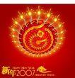 中国春节0001,中国春节,节日喜庆,