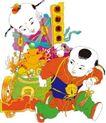 中国春节0016,中国春节,节日喜庆,