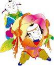 中国春节0017,中国春节,节日喜庆,