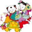 中国春节0025,中国春节,节日喜庆,