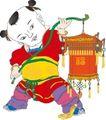 中国春节0035,中国春节,节日喜庆,