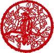古典图案0050,古典图案,节日喜庆,鸟语花香