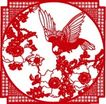 古典图案0055,古典图案,节日喜庆,喜鹊