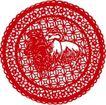 古典图案0056,古典图案,节日喜庆,山羊