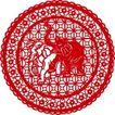 古典图案0057,古典图案,节日喜庆,大象
