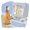商业漫画0027,商业漫画,商业金融,