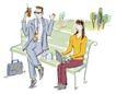 商业漫画0036,商业漫画,商业金融,