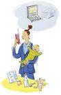 商业漫画0049,商业漫画,商业金融,