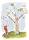 商业漫画0055,商业漫画,商业金融,