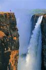 瀑布与水源