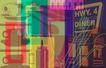 抽像生活0048,抽像生活,生活,咖啡杯 城市印象