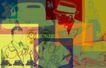 抽像生活0054,抽像生活,生活,汽车工业 工程师 甲壳虫小车