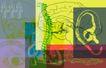 抽像生活0084,抽像生活,生活,脊椎 脑部