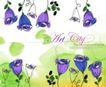 花纹0146,花纹,花卉,