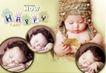 快乐福娃0123,快乐福娃,影楼摄影设计,