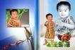 鲜花宝贝0041,鲜花宝贝,影楼摄影设计,