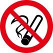 常用标识0065,常用标识,喷绘设计,禁止吸烟
