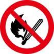 常用标识0066,常用标识,喷绘设计,禁火