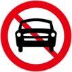 常用标识0072,常用标识,喷绘设计,禁止泊车