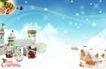 圣诞节1262,圣诞节,节日喜庆,