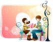 情人节0122,情人节,节日喜庆,