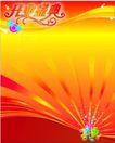 庆典0048,庆典,节日喜庆,开业盛典 爆炸效果 金黄背景