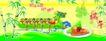 端午节0058,端午节,节日喜庆,竹林 赛龙舟 吃粽子
