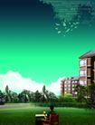 房地产0047,房地产,平面设计模板,